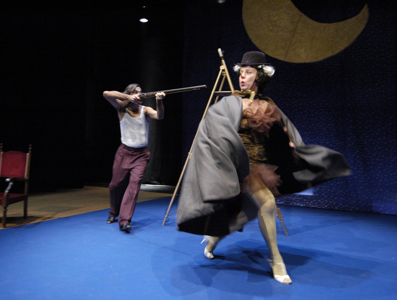 Produzioni Progetti e Teatro - La Luna