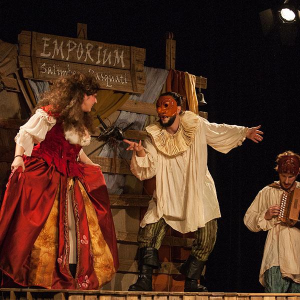 Teatro Fontanellato - Parma - Romeo e Giulietta - 00