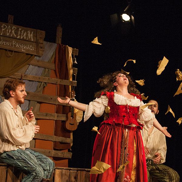 Teatro Fontanellato - Parma - Romeo e Giulietta - 02