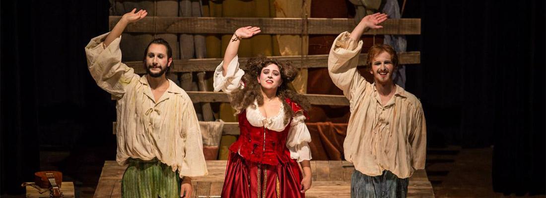 Teatro Fontanellato - Parma - Romeo e Giulietta - Banner