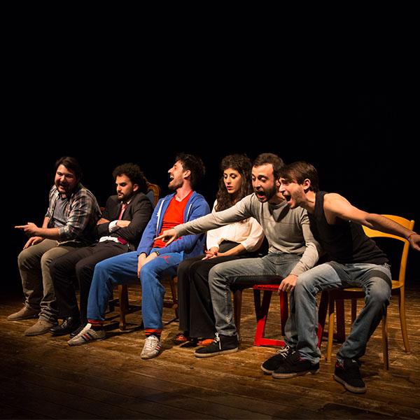 Teatro Fontanellato - Parma - Sempre Domenica - 01